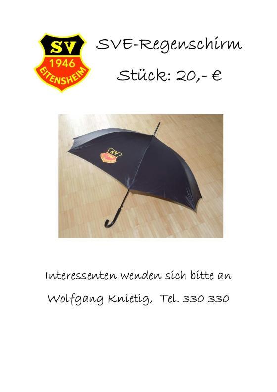 SVE Regenschirm